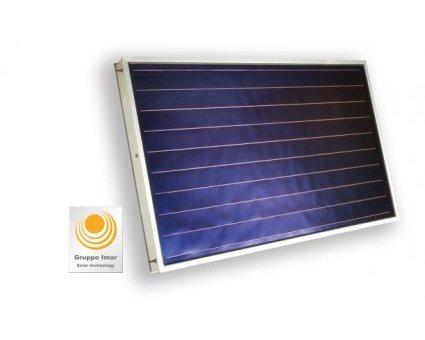 Collettore solare GRUPPO IMAR per sistemi a svuotamento