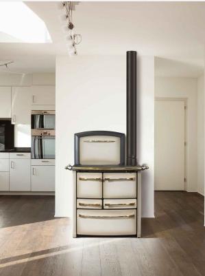 Cucine a legna Lincar VALENTINA 148 V