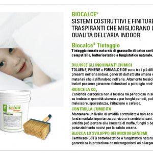 KERAKOLL Biocalce Tinteggio