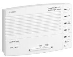 Rivelatore Di Gas, Con Sensore Incorporato Ed Uscita A Relé, Con Collegamento BUS Per Sensore Supplementare